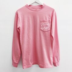 56e4f12c Our classic long sleeve tee! Super soft with a comfortable fit and the  perfect length for pairing with your favorite leggings or jeans.