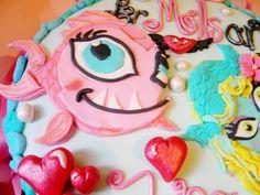 tarta mosnter higt- monster higt cake