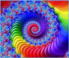 Fractal Twirl (99 pieces)