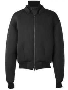 JUUN J - Layered Collar Padded Jacket - JC3C358P85 BLACK - H. Lorenzo