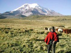 Chimborazo hiking tour
