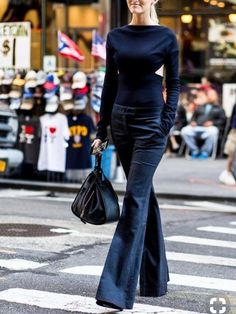 Trendy Fashion Week Street Style Outfits New York Ideas Fashion Mode, Fashion Week, Fashion 2017, Look Fashion, Trendy Fashion, Street Fashion, Winter Fashion, Fashion Outfits, Fashion Trends