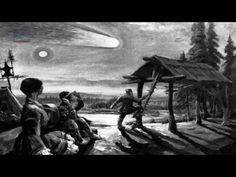 The Tunguska Event of 1908 - The Great Warning Shot from Space