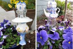 16 Fun DIY Garden Ornament Projects - Guru Koala