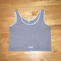 Vintage cheer top Cute loose-fitting top with adjustable string at the hem Urban Outfitters Tops Tank Tops