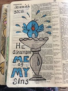 Image result for bible journaling jeremiah