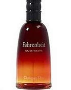 Fahrenheit FOR MEN by Christian Dior - 0.34 oz EDT Mini