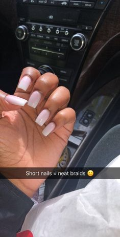 Prized by women to hide a mania or to add a touch of femininity, false nails can be dangerous if you use them incorrectly. Types of false nails Three types are mainly used. Aycrlic Nails, Dope Nails, Coffin Nails, Nail Nail, Short Square Acrylic Nails, Diy Acrylic Nails, Long Square Nails, Acrylic Art, Perfect Nails