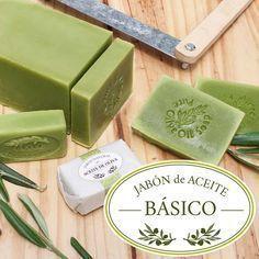 Cómo hacer jabón casero con aceite de oliva