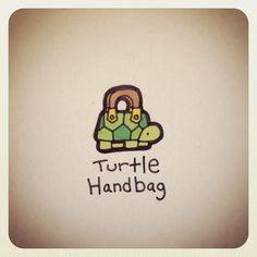 Turtle Handbag #turtleadayjune - @turtlewayne- #webstagram