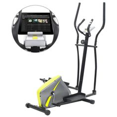 Crosstrainer 10 kg roterende massa - SpeelgoedFamilie. Trainer, Treadmill, Stationary, Gym Equipment, Home Appliances, Products, House Appliances, Treadmills, Appliances