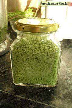 Sale aromatizzato alle erbe, ricetta di base, Mangia senza Pancia