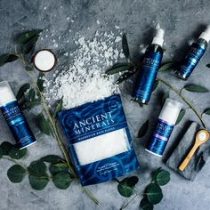 Shop Our Ancient Minerals Topical Magnesium Shop Today on Beauty Care, Beauty Skin, Topical Magnesium, Body Hacks, Face Skin Care, Stress, Way Of Life, Smell Good, Exercises