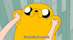 • gif Adventure Time gifs life drugs cartoon 420 cartoon network regular show Jake the Dog jake and finn daydreamlocal •