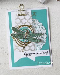 Stampin' Up! – Enjoy your Special Day!