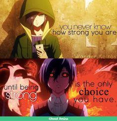 Anime:Tokyo ghoul (c)owner Me Anime, Anime Life, Anime Manga, Otaku Anime, Sad Anime Quotes, Manga Quotes, Tokyo Ghoul Quotes, Rasengan Vs Chidori, Pinterest Instagram