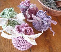 Ideas de arroceros para boda a crochet (1)