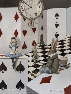 ' House of Cards No. 1 '  by David Delamare