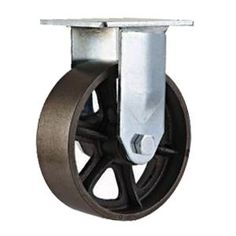 500 kg. capacidad de carga rodamiento de poliamida Rueda de 200 mm