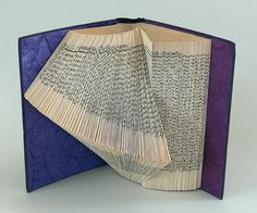 Altered book by Marianne Perlak