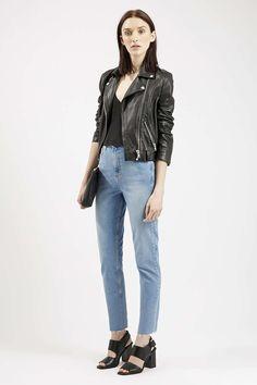 Photo 4 of MOTO Pale Blue Binx Jeans