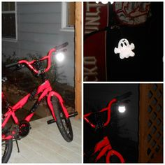 Funflector Review & Giveaway - Dollar Monger Halloween Fun, Halloween Costumes, Some Ideas, The Darkest, Giveaway, Safety, Walking, Child, Times