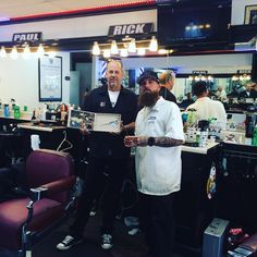 Delivering awesome shears to these masters of barbering ! If your in St Pete… Barber, Masters, Saints, Fan, Awesome, Barbershop, Fans, Hairdresser, Computer Fan