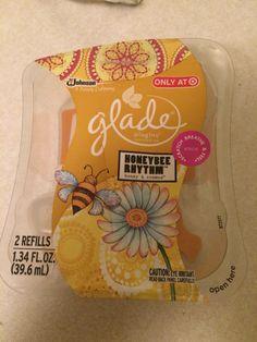 Glade Honeybee Rhythm.  Amazing scent