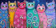 Cats Karin Zeller