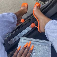 25 Amazing Nail Colors Are Perfect For The Shoes This Summer – Page 6 of 25 - Summer Nail Colors Ideen High Heels, Shoes Heels, Pumps, Stiletto Heels, Fresh Shoes, Cute Heels, Shoe Closet, Shoe Game, Me Too Shoes