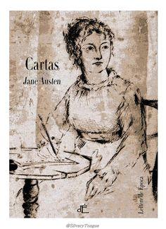 Cartas - Jane Austen- Editorial dEpoca. Las Cartas de Jane Austen suponen una lectura deliciosa y revelan al lector gran parte de la materia prima de donde procedían sus novelas. A partir de la lectura de su cautivadora correspondencia, el lector podrá sentir que además de conocer a la Jane Austen novelista, paulatinamente a sus ojos se irá desvelando la Jane Austen mujer, lo que ahondará en una (si cabe) mayor admiración por la figura y obra de la genial escritora.