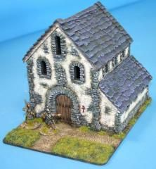 English Saxon church