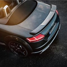 Booty goals? . How about this #Audi #TTRSRoadster   photo @dittrich.florian  ---- oooo #audidriven - what else ---- . . . . #AudiTTRS #newTTRS #TTRS #newTTRSRoadster #4rings #quattro #AudiSport #5cylinder #quattroGmbH #drivenbyvorsprung #carsbyAudiSport #AudiSportcars #auditt #tt #auditts #tts #carporn
