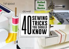 40 sewing hacks you've got to see!