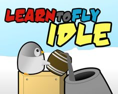 Learn to Fly is browser based idle game. What makes this game interesting is the fact that you need and want to upgrade your cannon. The more you upgrade your cannon, the more damage it does and also increases shooting range.