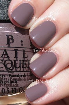 OPI Sao Paulo Over There - Spring/Summer 2014 Brazil Collection Swatches..One of my very favorites