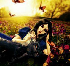 Awww :) Alice madness returns