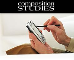 Current Issue | Composition Studies - One of my doctoral committee members, Dr. Knoblauch, is in here! WOOT!