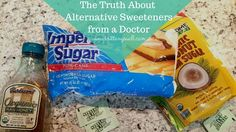 The Truth About Alternative Sweeteners from a Doctor - Brittany Suell Snack Recipes, Snacks, No Sugar Foods, Sugar Free Recipes, Pop Tarts, Brittany, Free Food, Alternative, Chips