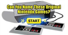 How well do you remember the original Nintendo Classics? Ah, memories.