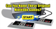 How well do you remember the original Nintendo Classics? Ah, memories.