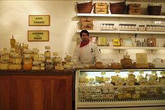If you've been buying your cheese from Giant or Safeway, you're getting but a taste of the wild and wonderful world of fromage. Luckily, there are entire stores devoted to the art of turning milk into smelly wheels of deliciousness. Here are our picks for the stinkiest, cheesiest shops in the D.C. area.