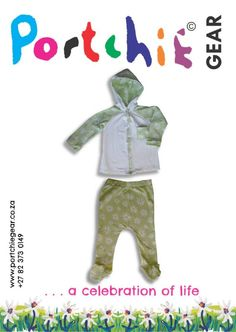 Baby twinset by #portchiegear - www.portchiegear.co.za Baby Grows, Famous Artists, Dinosaur Stuffed Animal, Africa, Celebrities, Clothing, Prints, Baby Jumpsuit, Outfits