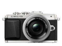 Olympus Shop - E-PL7 Pancake Zoom Kit - Camera's - Olympus PEN
