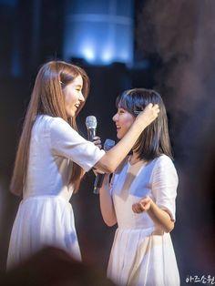 Sowon and Eunha!