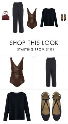 """""""Untitled #2903"""" by amberelb ❤ liked on Polyvore featuring Lisa Marie Fernandez and Lemaire"""