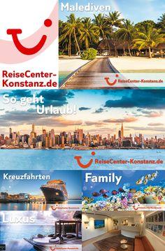 TUI – Reisecenter Konstanz – Messestand Design in 24h
