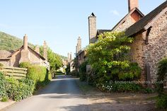 Would love to take Keith here: Somerset, england - Village St in Bossington