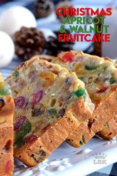 Christmas Cooking, Christmas Desserts, Christmas Fruitcake, Christmas Fruit Cake Recipe, Breakfast Recipes, Dessert Recipes, Fruit Cake Recipes, Light Fruit Cake Recipe, Best Fruit Cake Recipe