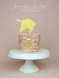 Unicorn Cake  Birthday Cake